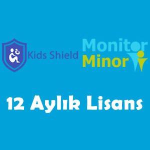 Kids shield 12 aylık lisans